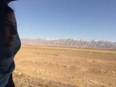 il panorama del Khorasan