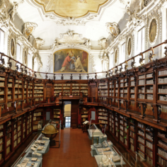 Biblioteca Classense Ravenna