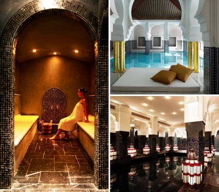 La Mamounia Spa Marrakech