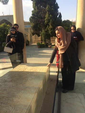 Tomba di Hafez Shiraz