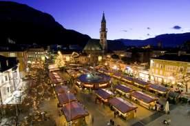 Mercatini di Natale Bolzano www.stanzel.it;