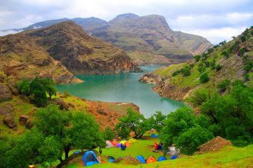 Camping in North Iran by Pedram