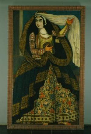Qajari Woman
