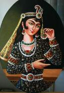 Qajari Princess