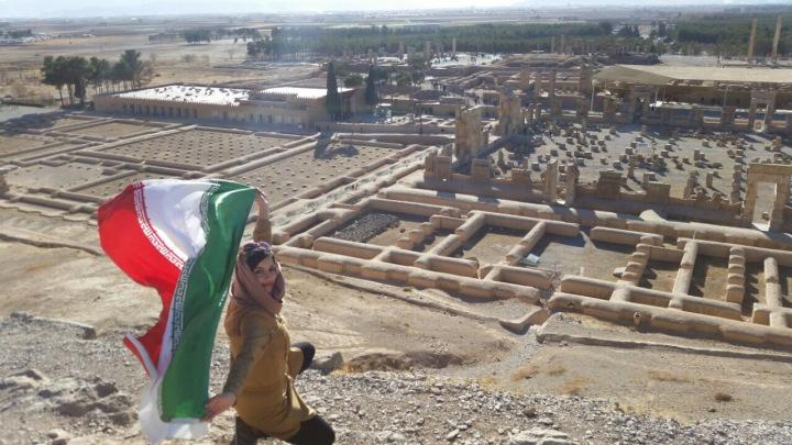 Persepoli Iran