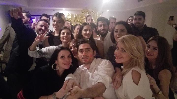 Party like an iranian