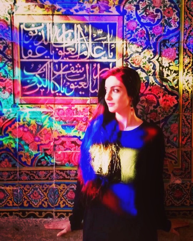 Shiraz, Nasir ol Molk