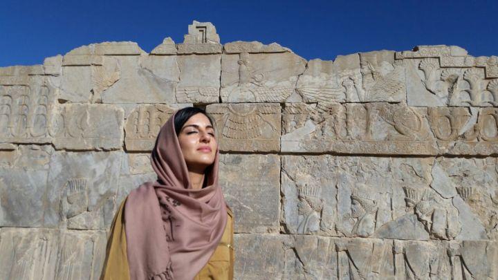 Lost in Persepolis