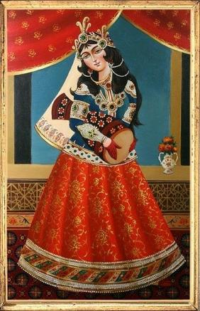Qajari Musician