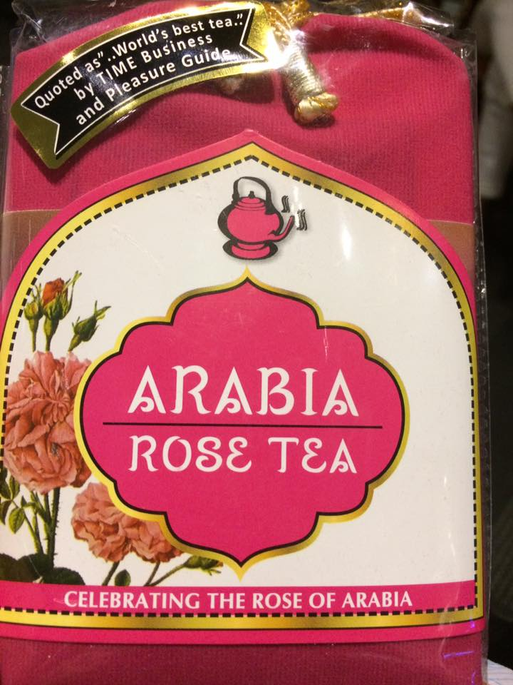 Arabia Rose Tea