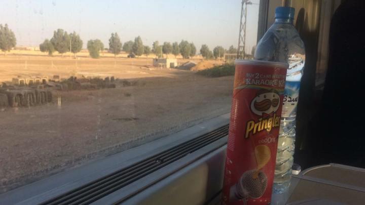 Treni Marocco