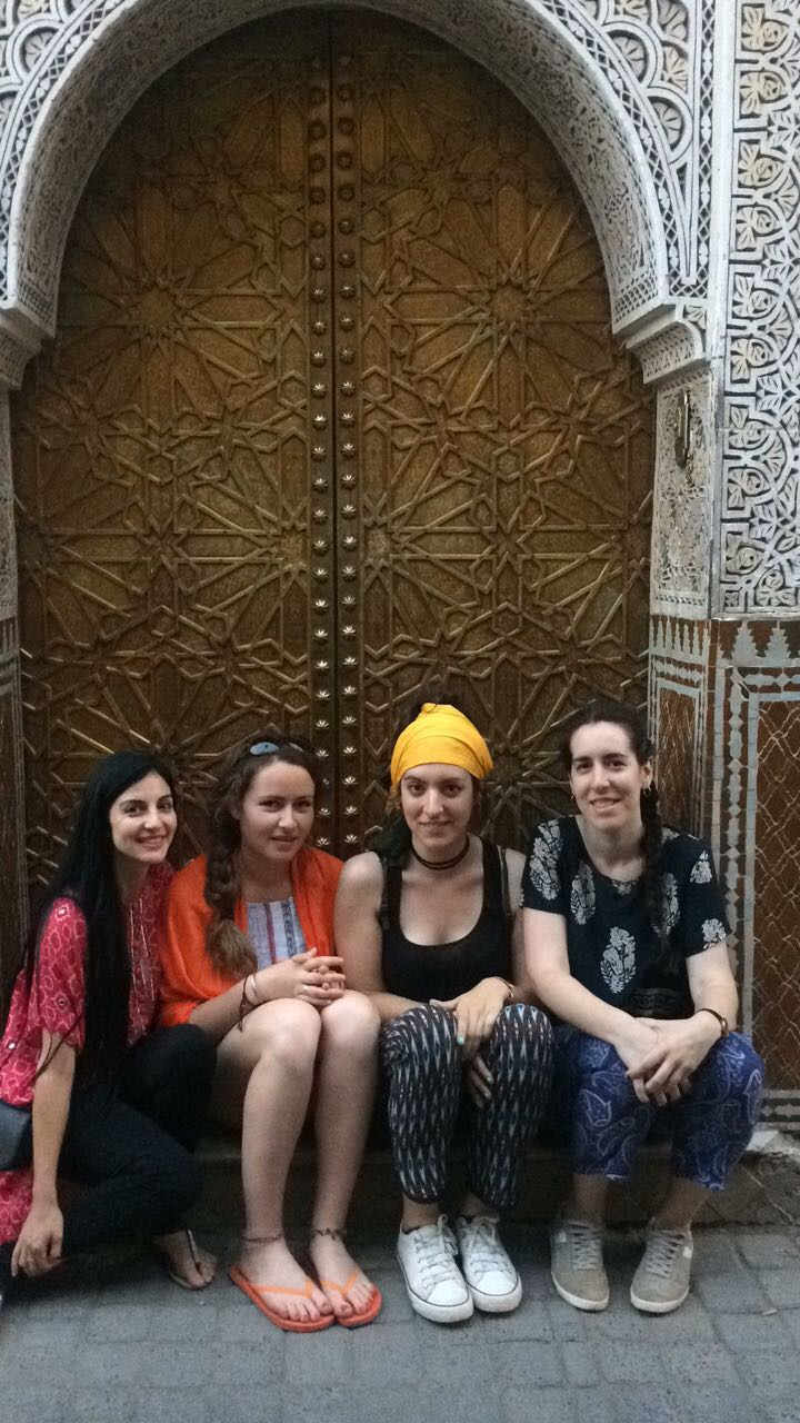 Compagne di viaggio occasionali, io e le Spanish  Girls